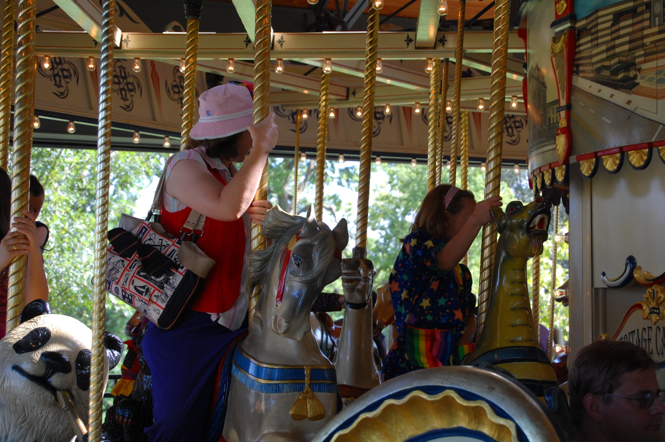 Clowns At The Carousel 2010 (019)