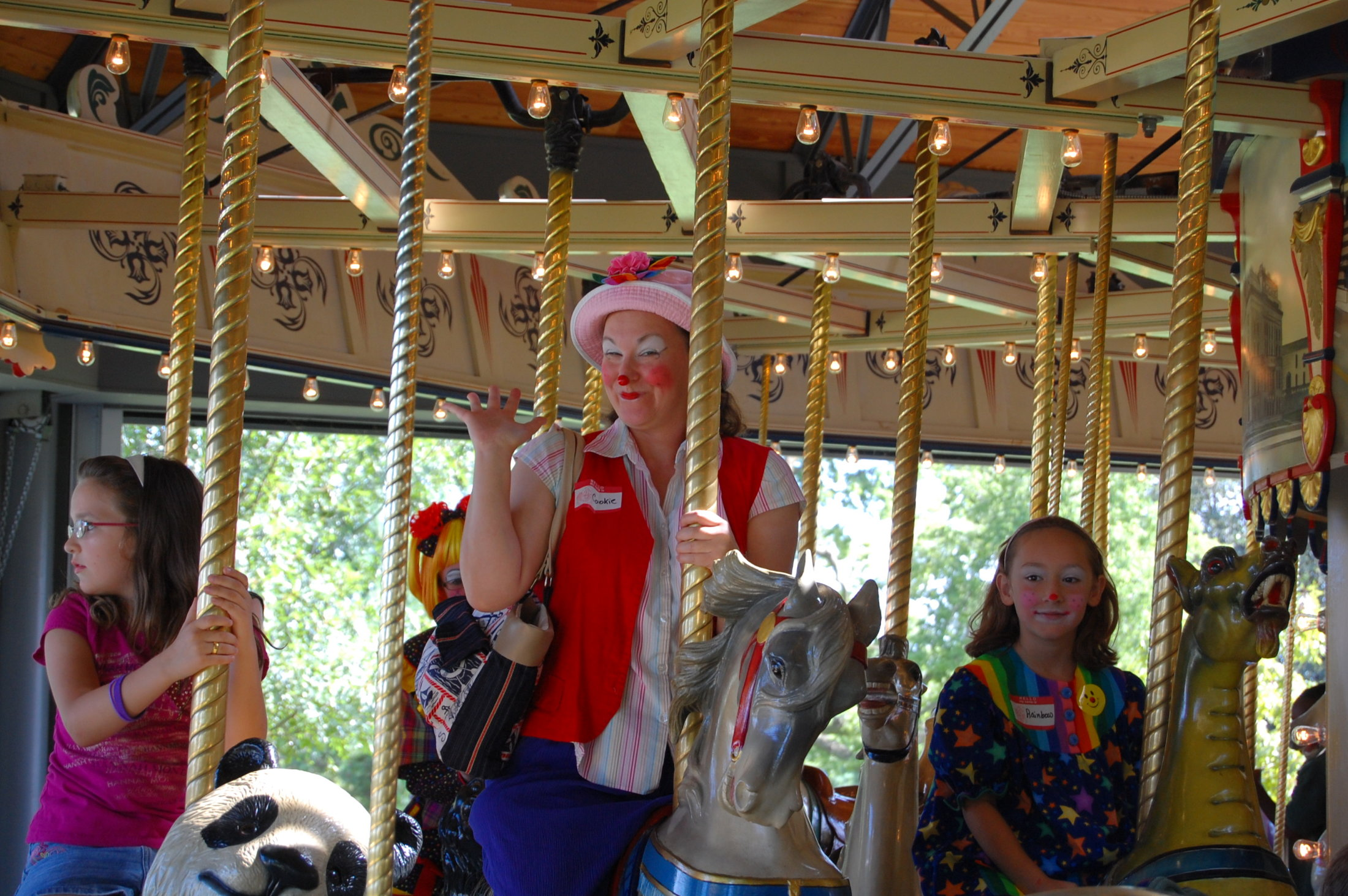 Clowns At The Carousel 2010 (020)