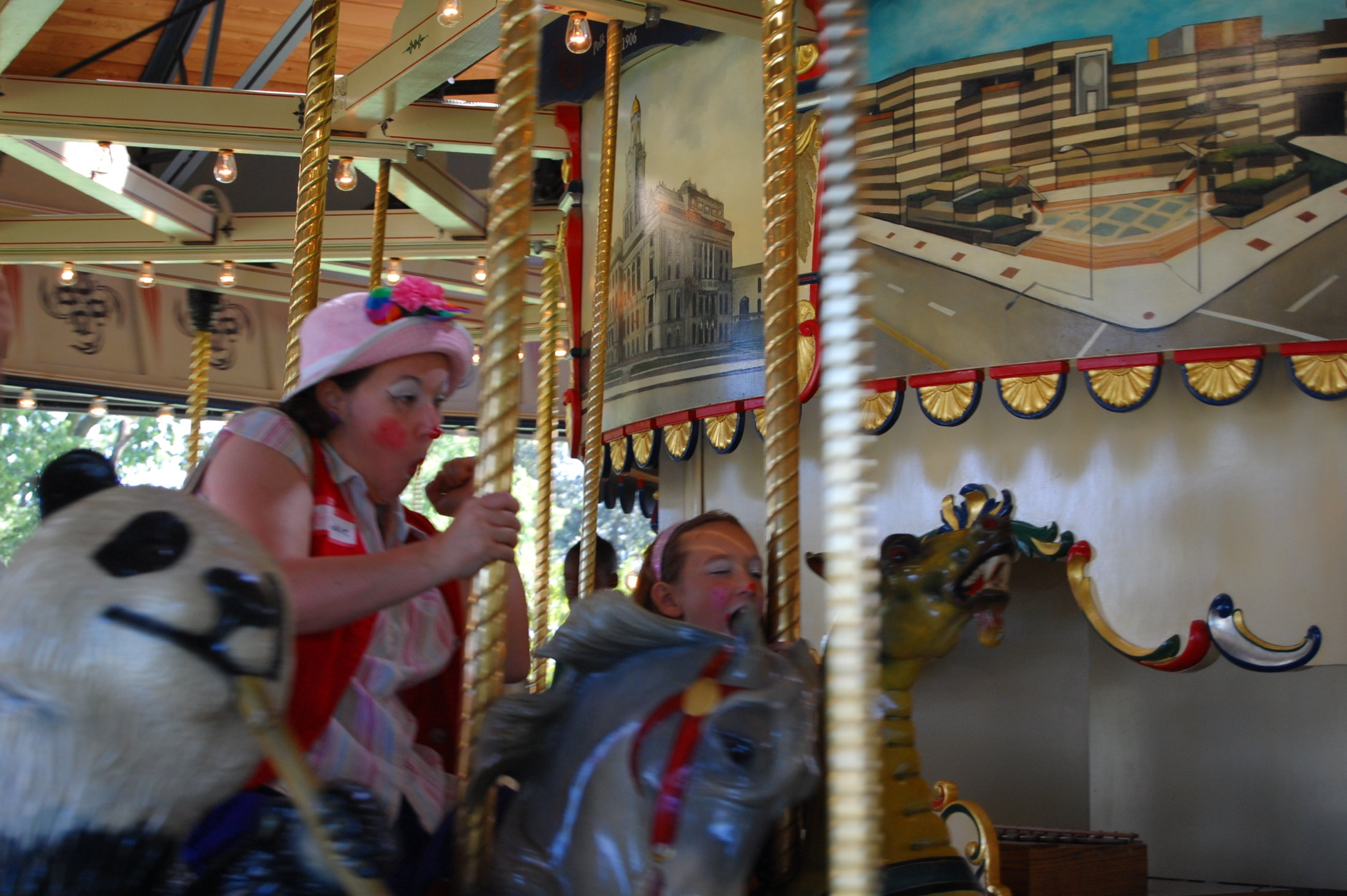 Clowns At The Carousel 2010 (023)