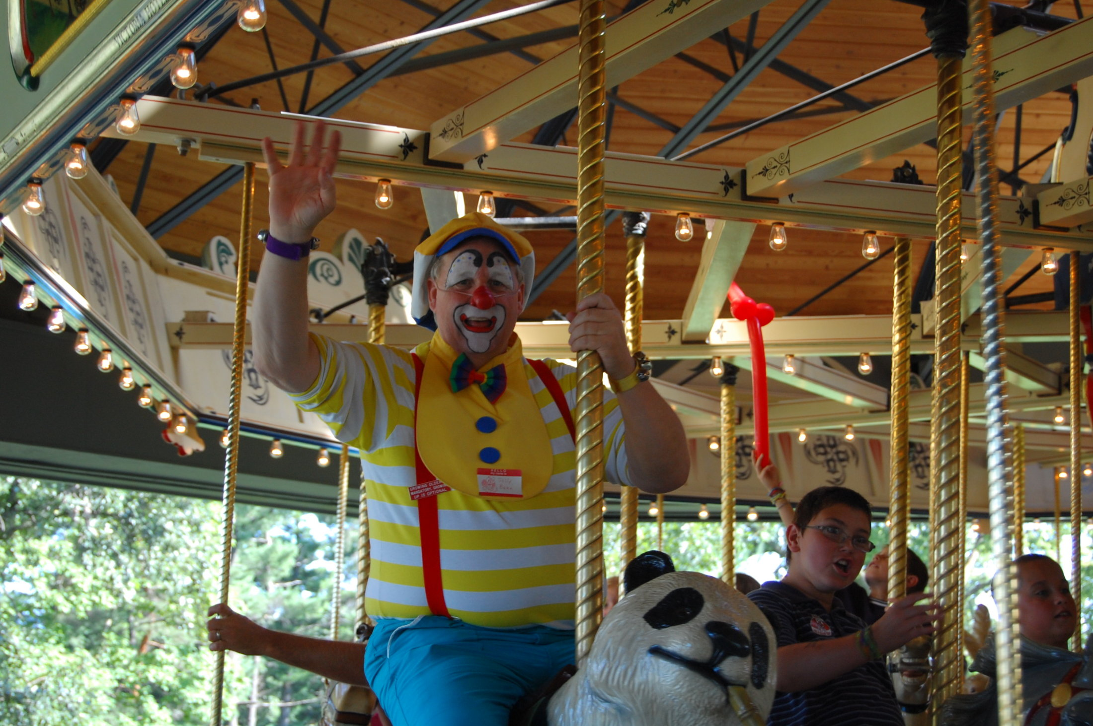 Clowns At The Carousel 2010 (030)