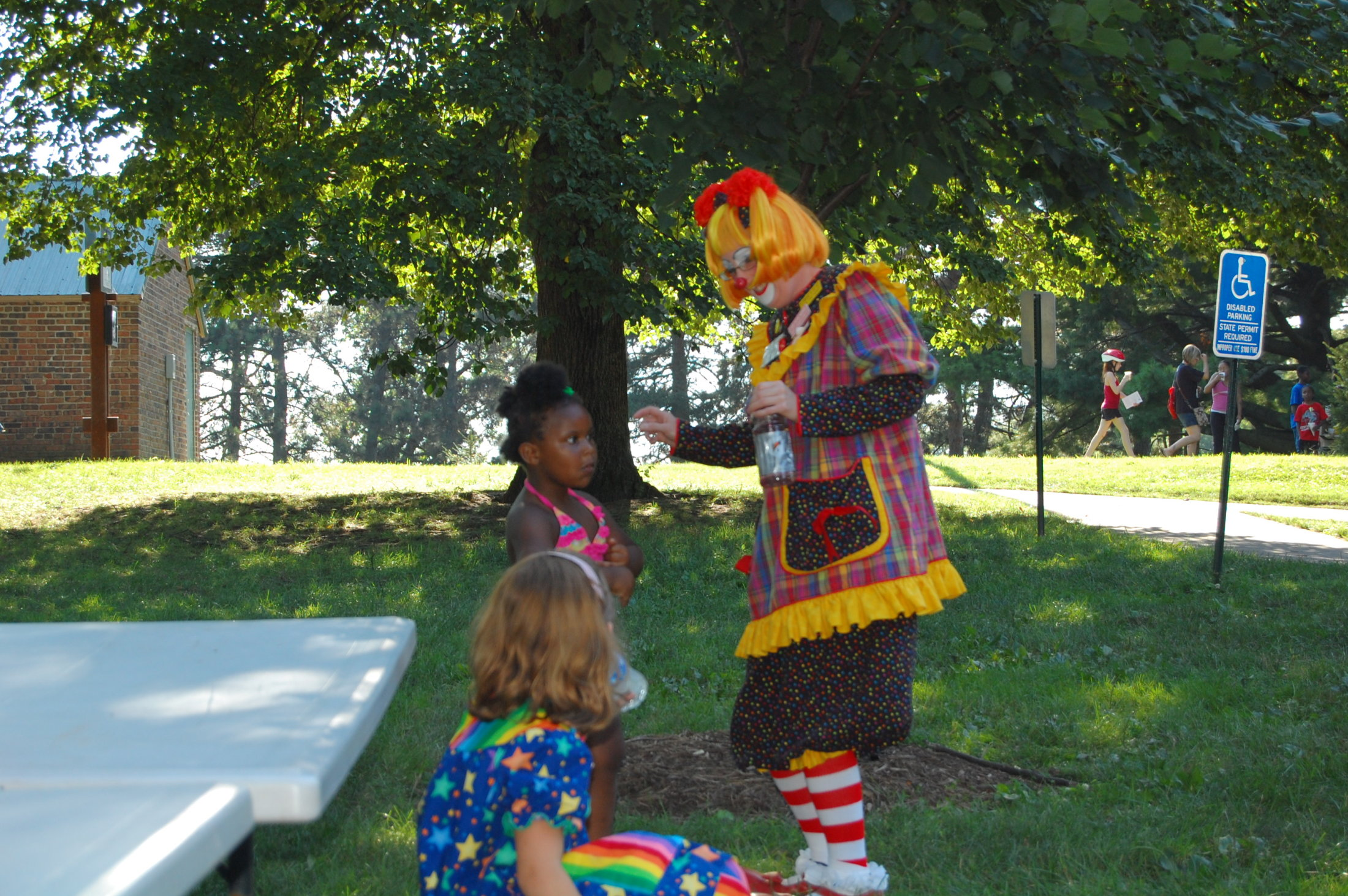 Clowns At The Carousel 2010 (036)