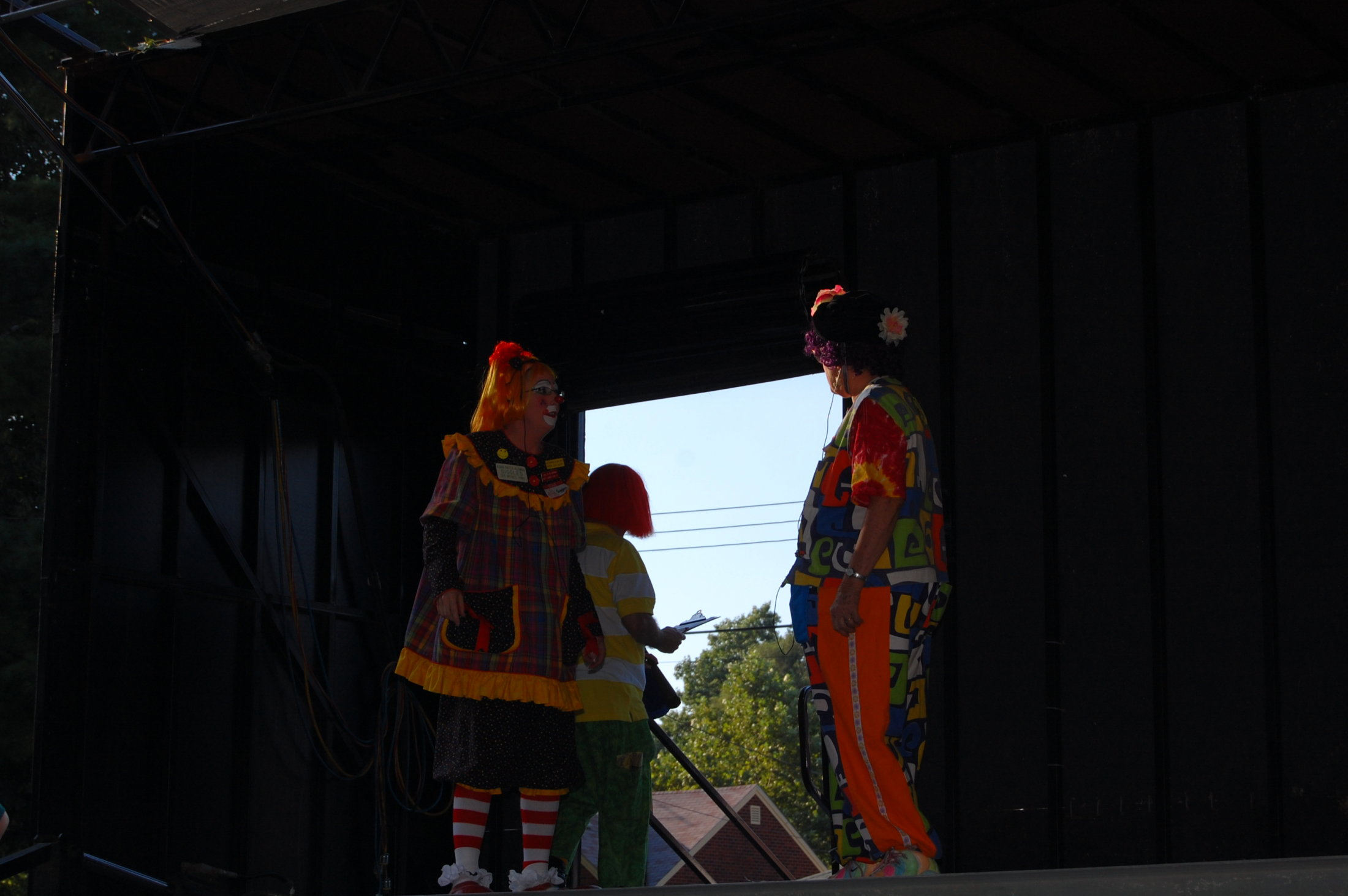 Clowns At The Carousel 2010 (055)