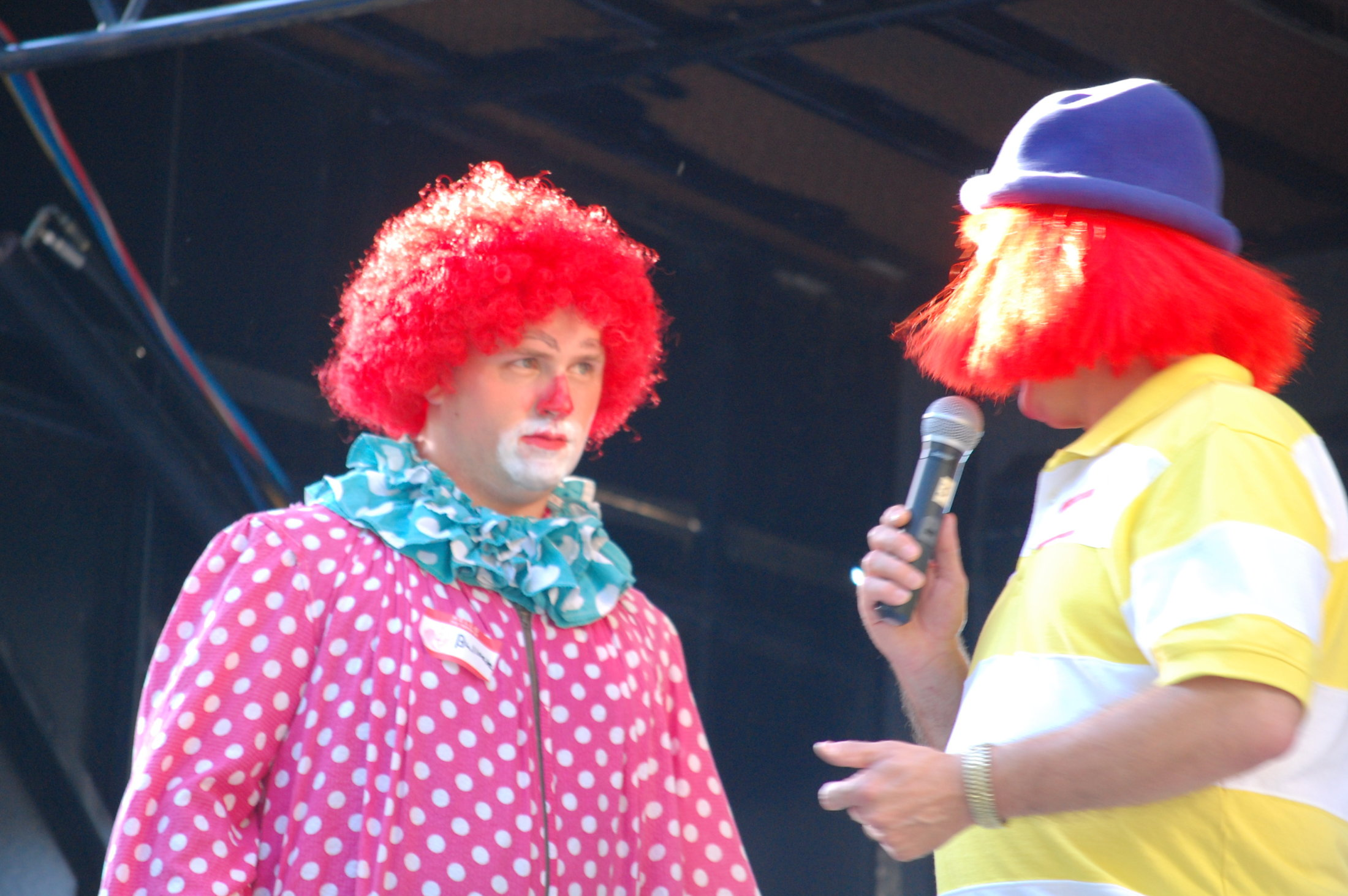 Clowns At The Carousel 2010 (058)