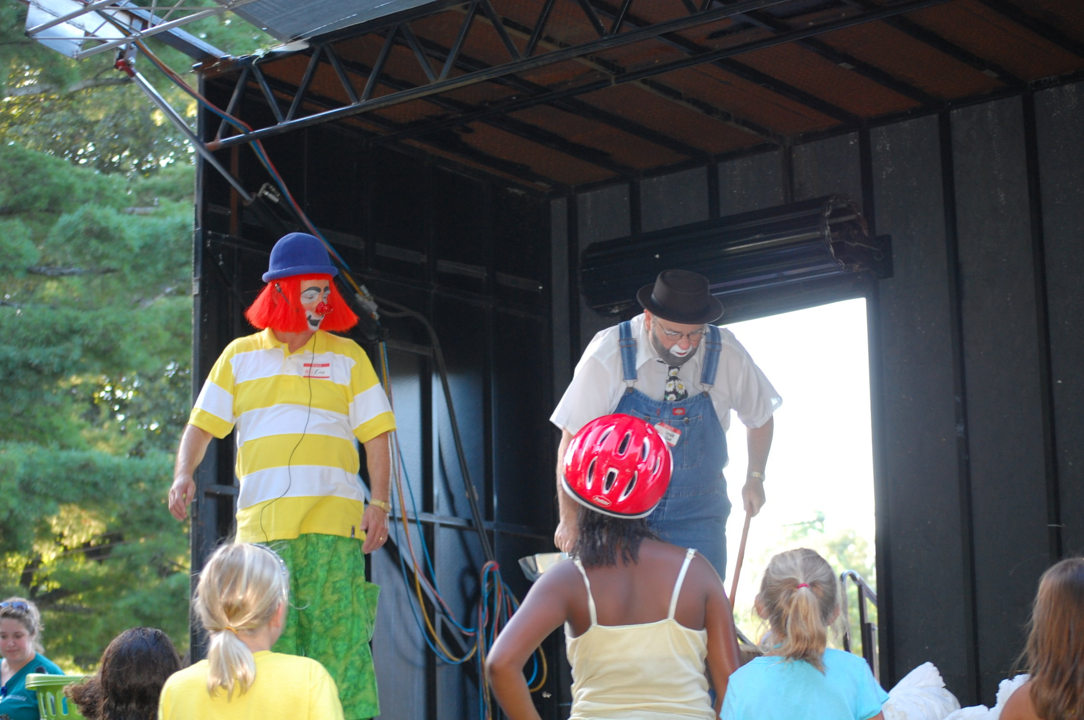 Clowns At The Carousel 2010 (074)