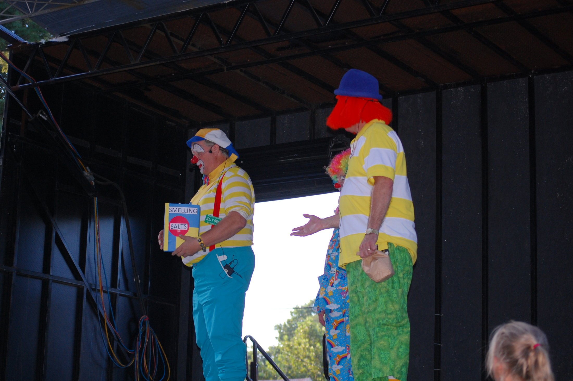 Clowns At The Carousel 2010 (078)