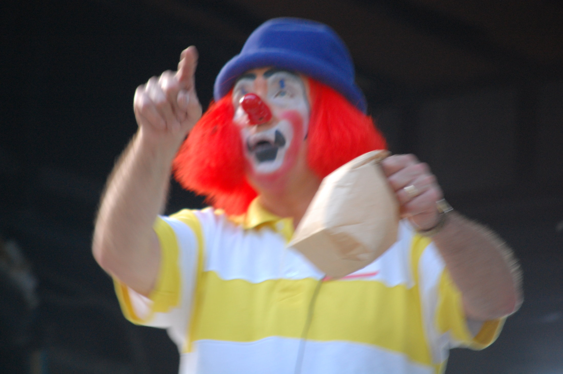 Clowns At The Carousel 2010 (083)