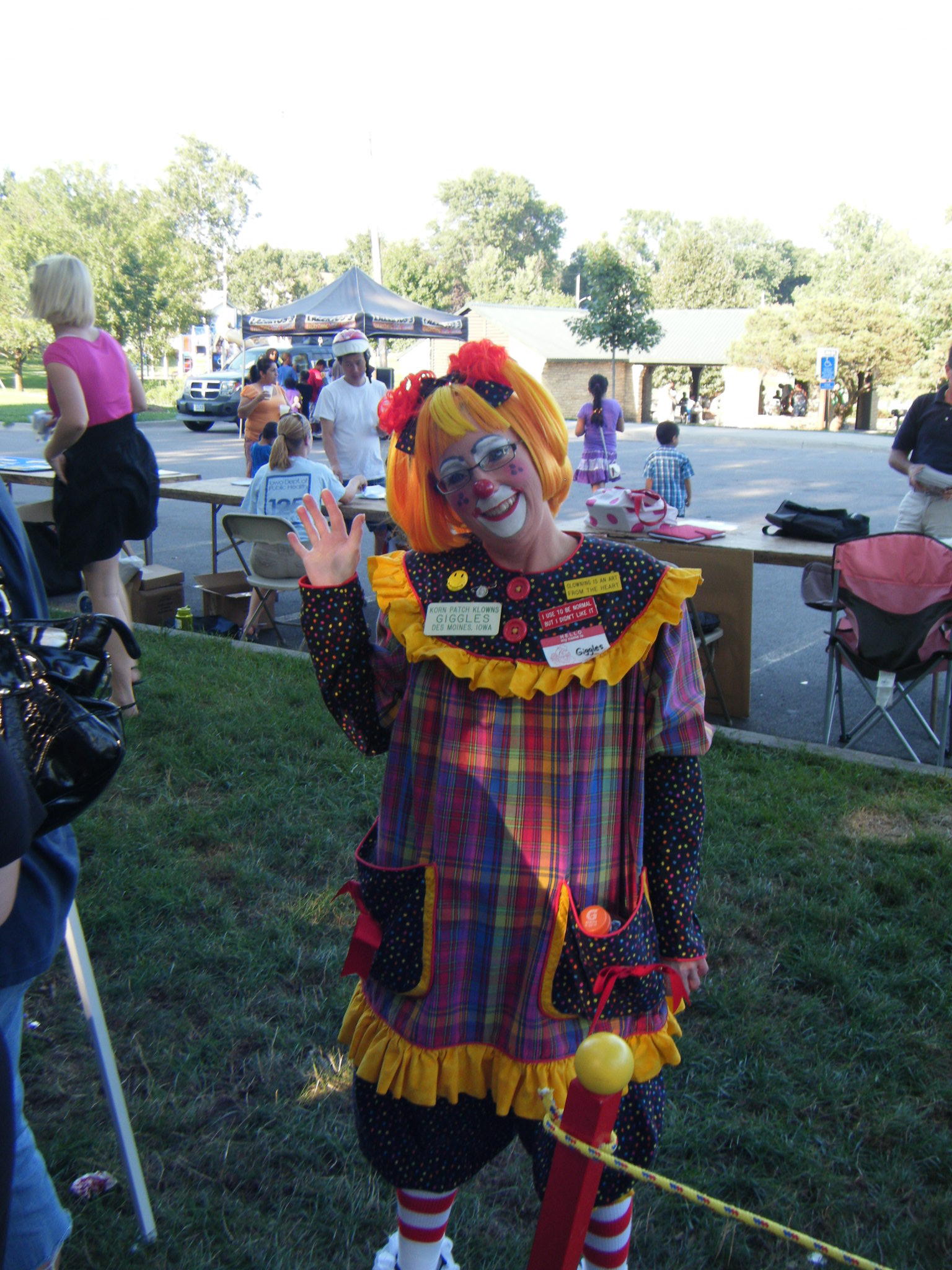 Clowns At The Carousel 2010 (139)