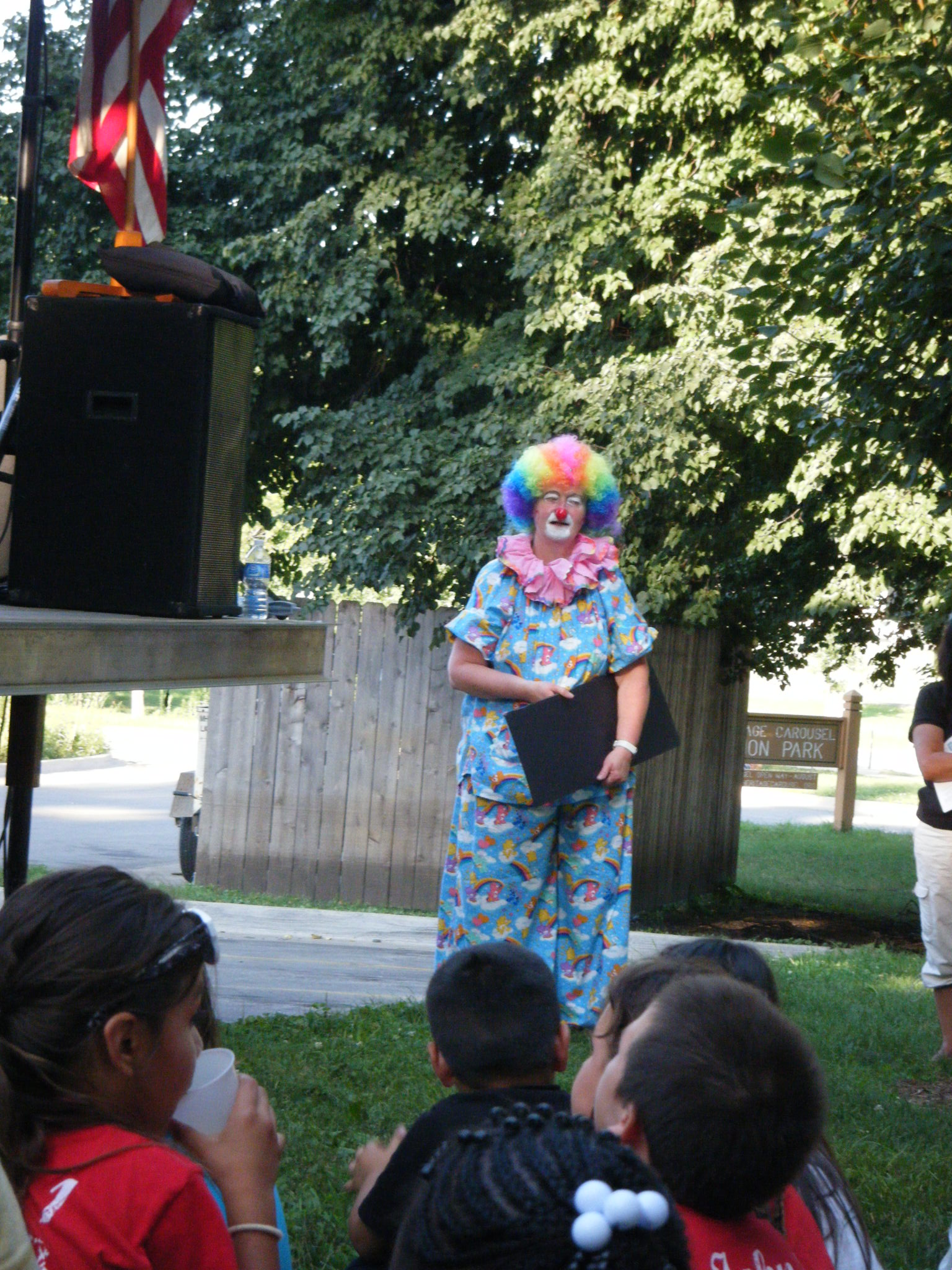 Clowns At The Carousel 2010 (152)