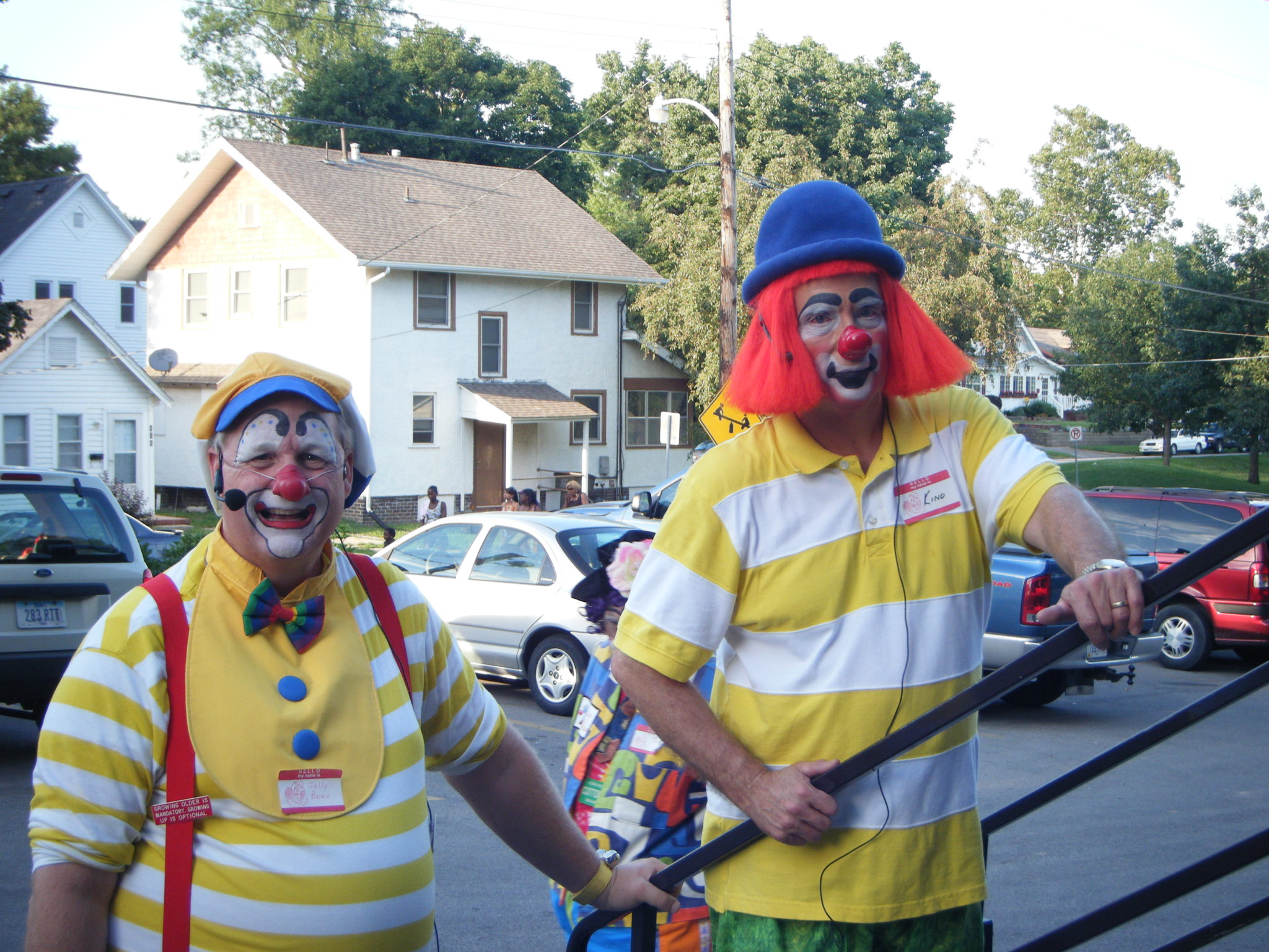 Clowns At The Carousel 2010 (165)