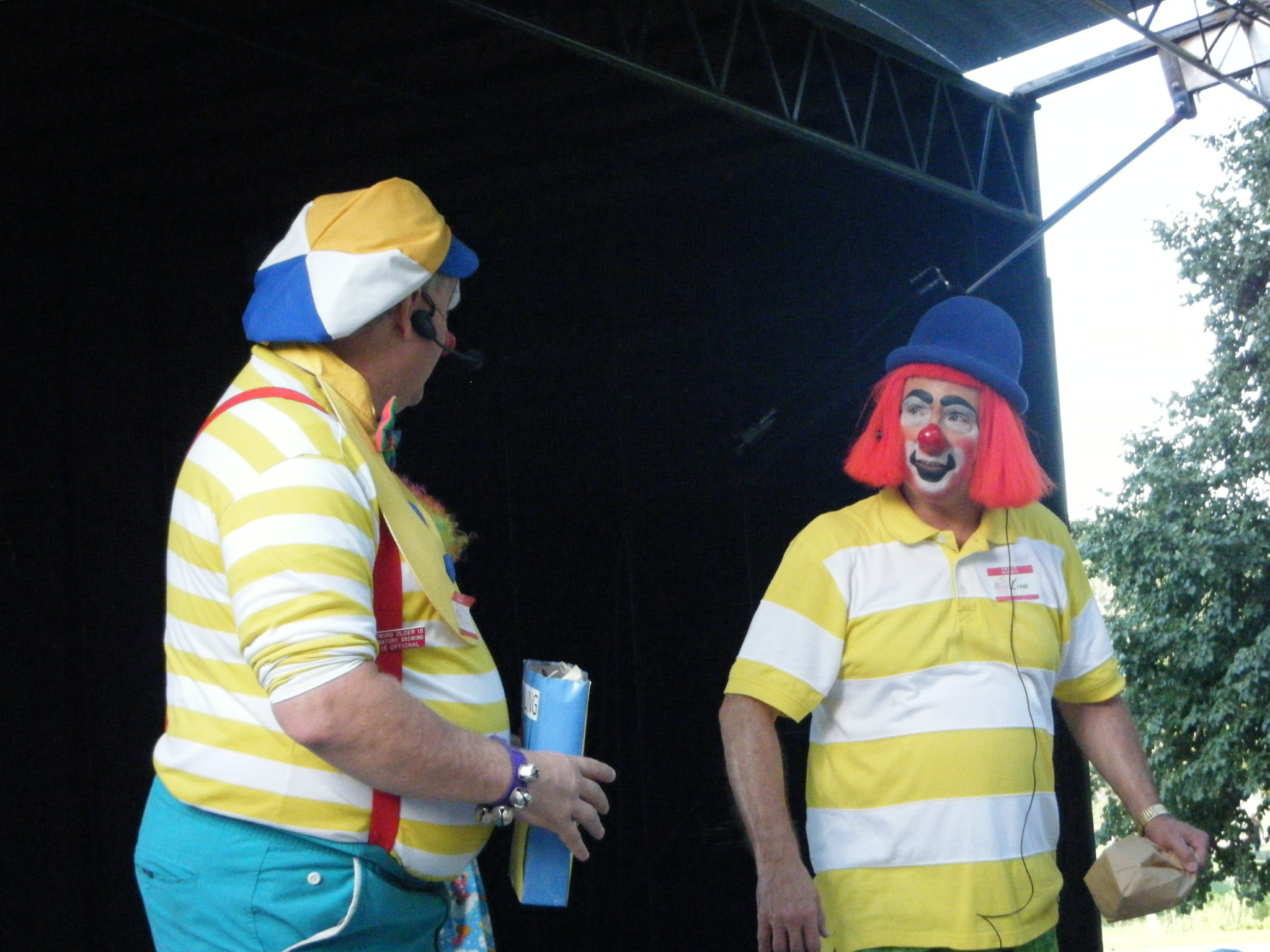 Clowns At The Carousel 2010 (166)