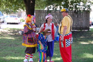 Clowns At The Carousel 2010 (011)